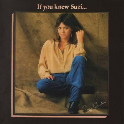 Suzi Quatro - If Yоu Кnеw Suzi... (1978) [2014]