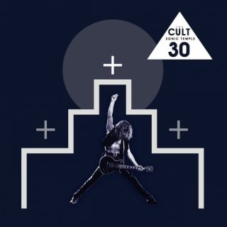 The Cult - Sonic Temple 30th Anniversary (2019)