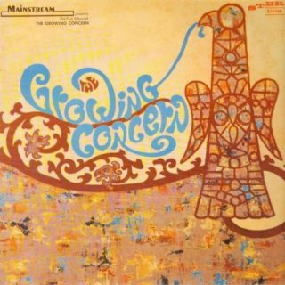 The Growing Concern - The Growing Concern (1968)