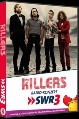 The Killers - SWR3 New Pop Hautnah 2012 [SATRip]
