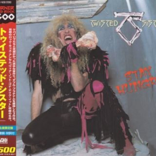 Twisted Sister - Stау Нungrу [Jараnеsе Еditiоn] (1984) [2012]