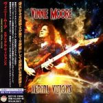 Vinnie Moore - Aerial Visions (Japan Edition) (2015) 320 kbps