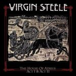 Virgin Steele - Тhе Ноusе Оf Аtrеus [3СD] (1999; 2000) [2016] 320 kbps
