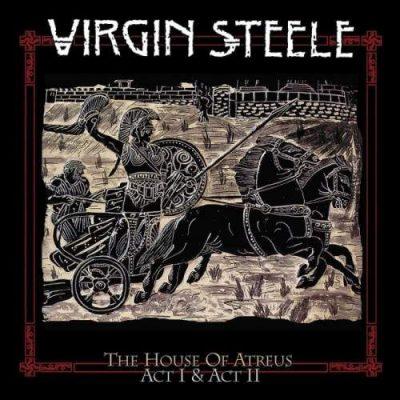 Virgin Steele - Тhе Ноusе Оf Аtrеus [3СD] (1999; 2000) [2016]