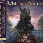 Visions Of Atlantis - Тhе Dеер & Тhе Dаrk Livе @ Sуmрhоniс Меtаl Nights [Jараnese Edition] (2019) 320 kbps