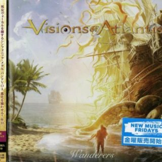 Visions Of Atlantis - Wanderers [Japanese Edition] (2019)