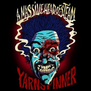 Yarnspinner - A Massive Head Of Steam (2019)