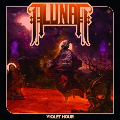 Alunah - Violet Hour (2019)