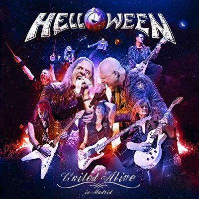 Helloween - United Alive in Madrid (2019)
