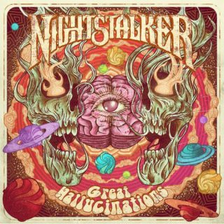 Nightstalker - Great Hallucinations (2019)