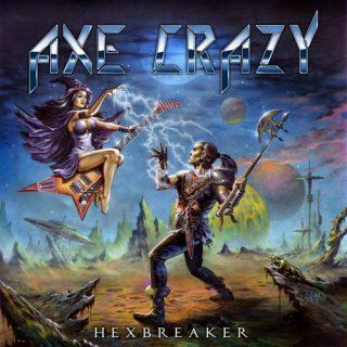 Axe Crazy - Hexbreaker (2019)