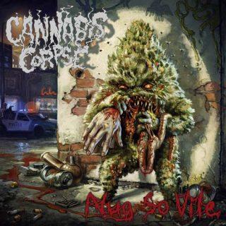 Cannabis Corpse - Nug So Vile (2019)
