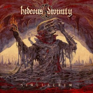 Hideous Divinity - Simulacrum (Limited Edition) (2019)