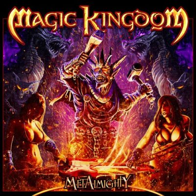 Magic Kingdom - MetAlmighty (2019)