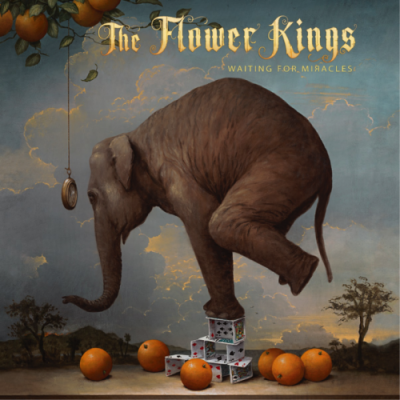 The Flower Kings - Waiting For Miracles [2CD] (2019)