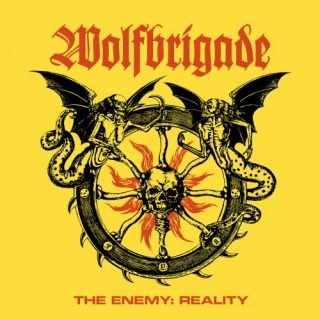 Wolfbrigade - The Enemy: Reality (2019)