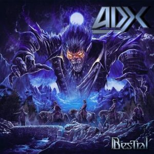 ADX - Bestial (2020)