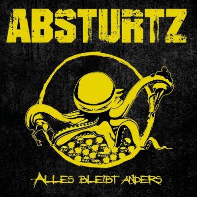 Absturtz - Alles Bleibt Adners (2020)