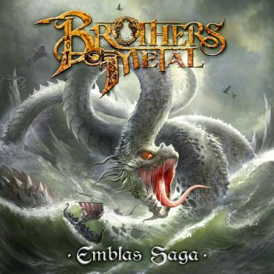 Brothers of Metal - Emblas Saga (2020)