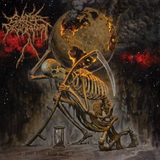 Cattle Decapitation - Death Atlas (2019)