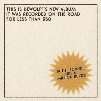 DeWolff - Tascam Tapes (2020)