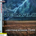 Decarlo – Lightning Strikes Twice (Japanese Edition) (2020) 320 kbps