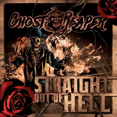 Ghostreaper - Straight out of Hell (2019)