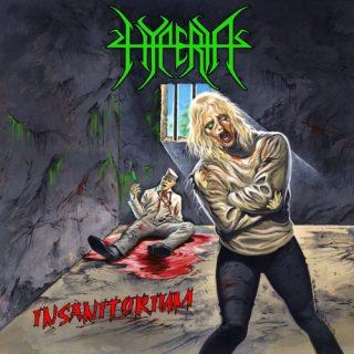 Hyperia - Insanitorium (2020)