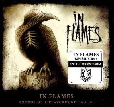 In Flames - Sоunds Оf А Рlауgrоund Fаding (2011) [2014]