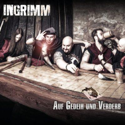 Ingrimm - Auf Gedeih Und Verderb (2020)