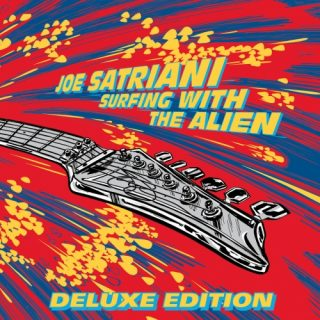 Joe Satriani - Surfing with the Alien (Deluxe Edition) (2020)