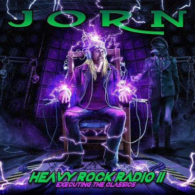 Jorn - Heavy Rock Radio II - Executing the Classics (Japanese + Deluxe Edition) (2020)