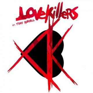 LOVEKILLERS feat Tony Harnell ex-TNT (Japanese Edition) (2019)