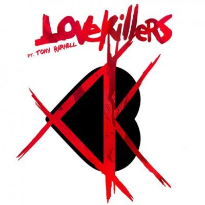 LOVEKILLERS feat Tony Harnell ex-TNT (Japanese Edition) (2019)