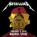 Metallica - LiveMetallica (2018) (6 concerts) 320 kbps