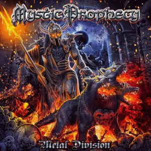 Mystic Prophecy - Metal Division (2020)