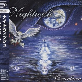 Nightwish - Осеаnbоrn [Jaраnese Еdition] (1998) [2012]