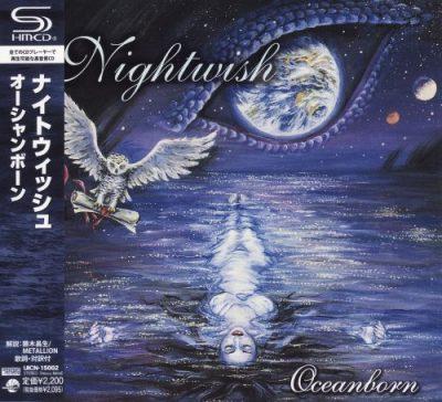 Nightwish - Осеаnbоrn [Jaраnese Еdition] (1998) [2012]