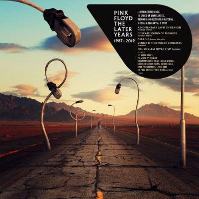 Pink Floyd - The Later Years (Remastered) (5 CD Box-Set) (2019)
