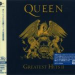 Queen - Grеаtеst Нits II [Jараnеsе Еditiоn] (1991) [2019] 320 kbps