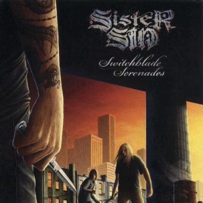 Sister Sin - Switсhblаdе Sеrеnаdеs (2008)