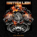 Steve Harris' British Lion - The Burning (2020) 320 kbps