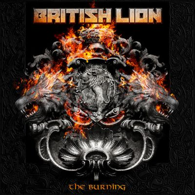 Steve Harris' British Lion - The Burning (2020)
