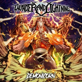 Thunder and Lightning - Demonicorn (2019)