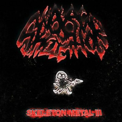 Vargskelethor - Skeleton Metal III (2019)