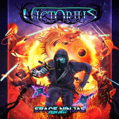 Victorius - Space Ninjas from Hell (2020)