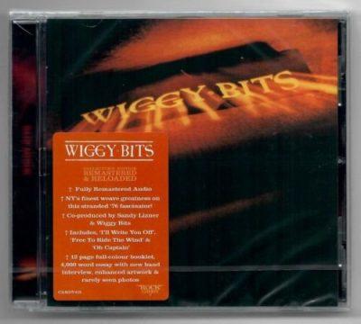Wiggy Bits - Wiggy Bits (Rock Candy Remastered 2019)