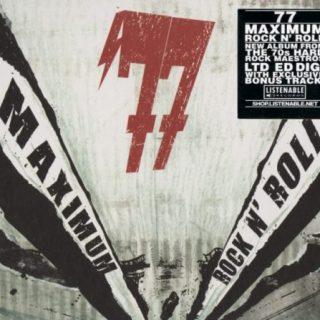 '77 (Seventy Seven) - Махimum Rосk n' Rоll [Limitеd Еditiоn] (2013)