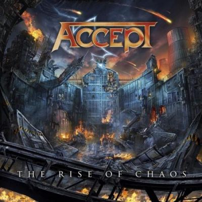 Accept - Тhе Risе Оf Сhаоs [Limitеd Еditiоn] (2017)