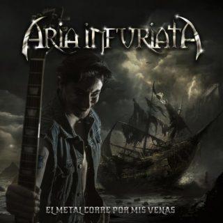 Aria Infuriata - El Metal Corre Por Mis Venas (2020)